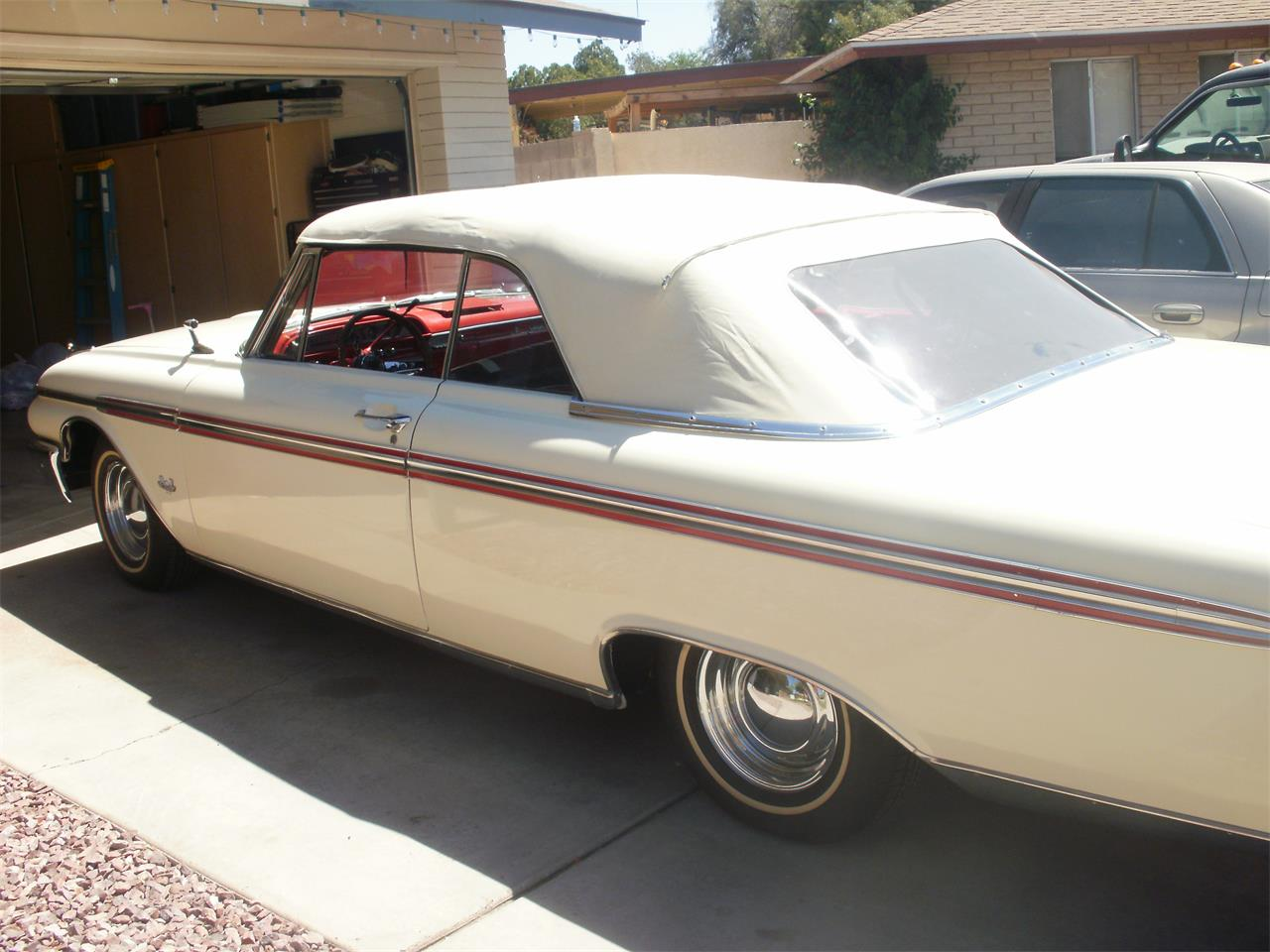 Large Picture of '62 Ford Galaxie 500 located in Phoenix Arizona Offered by a Private Seller - IFQU
