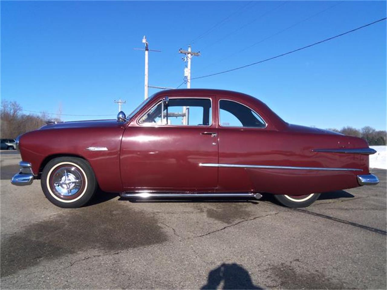 1951 Ford Deluxe For Sale Classiccars Com Cc 860217