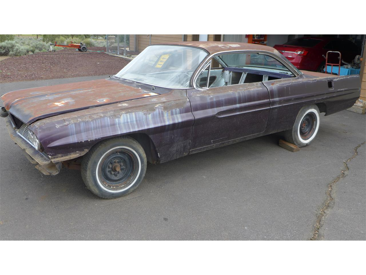 For Sale: 1961 Pontiac Ventura in Bend, Oregon