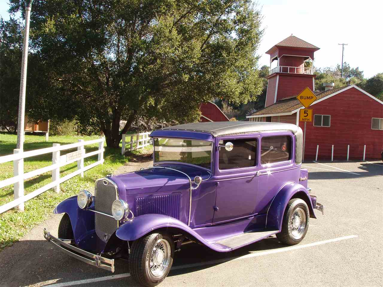Large Picture of '31 Model A - IFRA