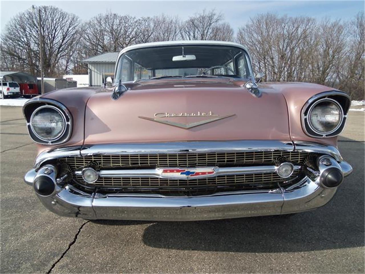 1957 Chevrolet Bel Air Nomad For Sale Cc 862862 57 Chevy Tailgate Diagram Large Picture Of Ihse