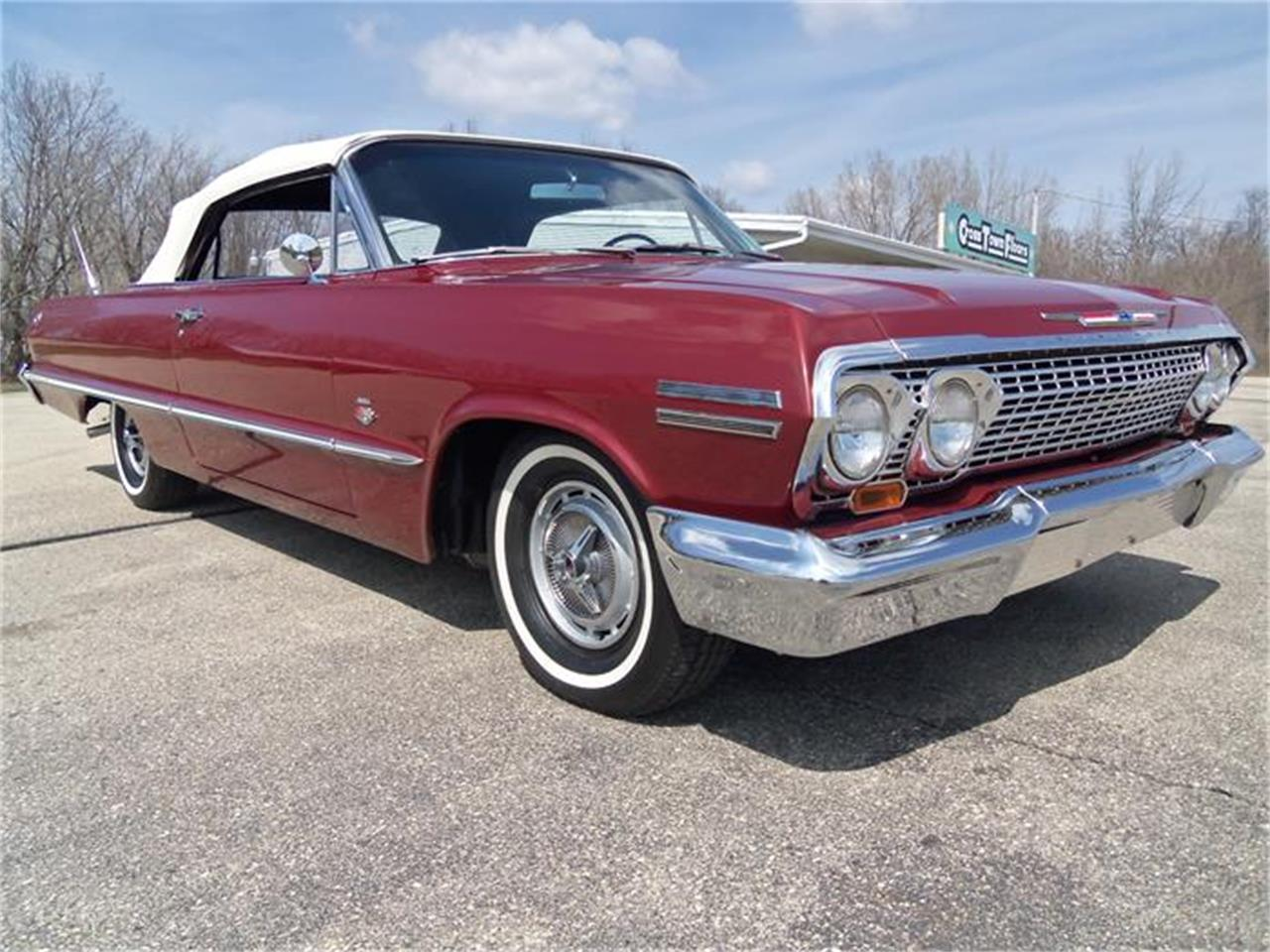 Large Picture of Classic '63 Impala located in Wisconsin Offered by Top Notch Pre-Owned Vehicles - IHSL