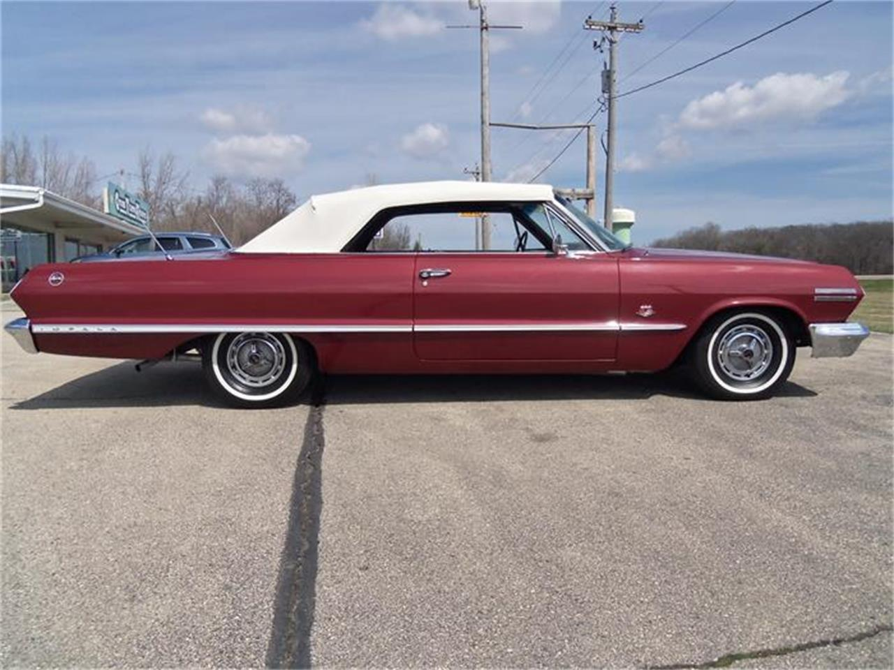 Large Picture of 1963 Impala Offered by Top Notch Pre-Owned Vehicles - IHSL