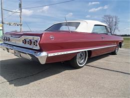 Picture of Classic 1963 Impala located in Wisconsin - $62,995.00 - IHSL