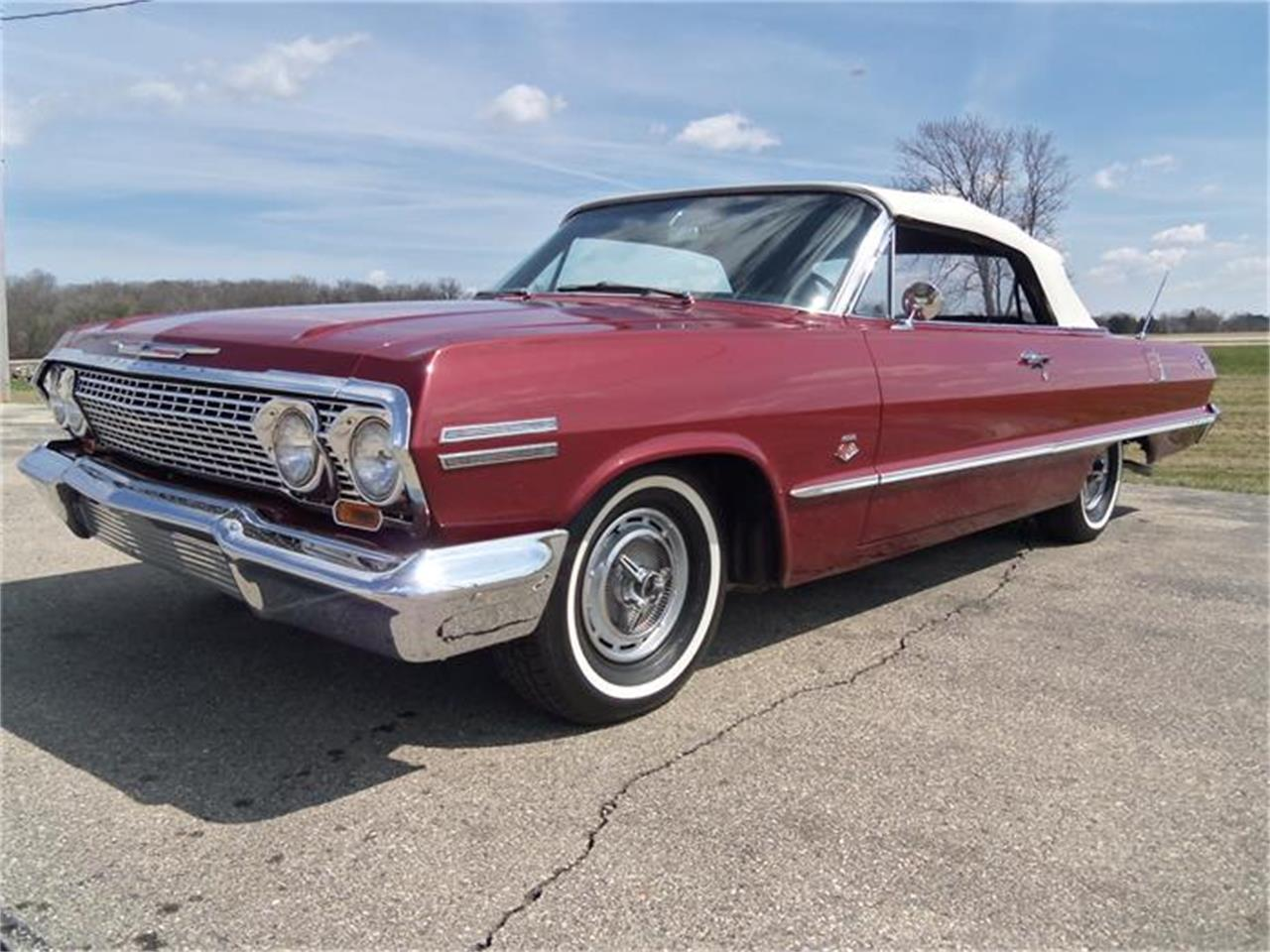 Large Picture of '63 Chevrolet Impala located in Wisconsin - IHSL