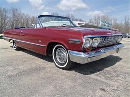 Picture of Classic '63 Chevrolet Impala - $62,995.00 Offered by Top Notch Pre-Owned Vehicles - IHSL