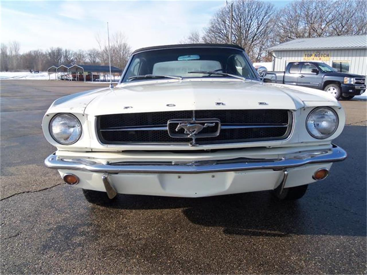 Large Picture of 1965 Ford Mustang located in Jefferson Wisconsin - IHST