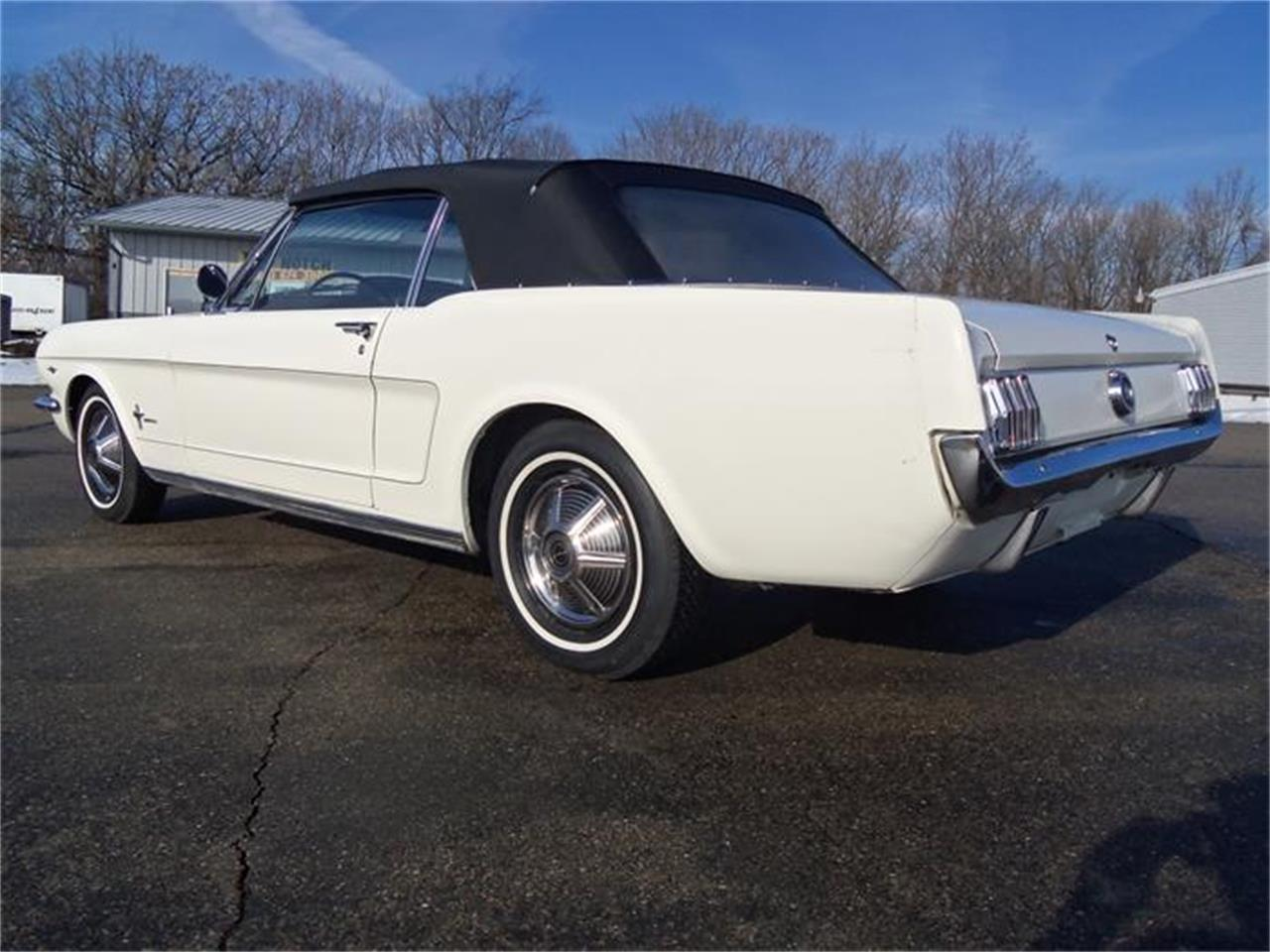 Large Picture of 1965 Ford Mustang Offered by Top Notch Pre-Owned Vehicles - IHST