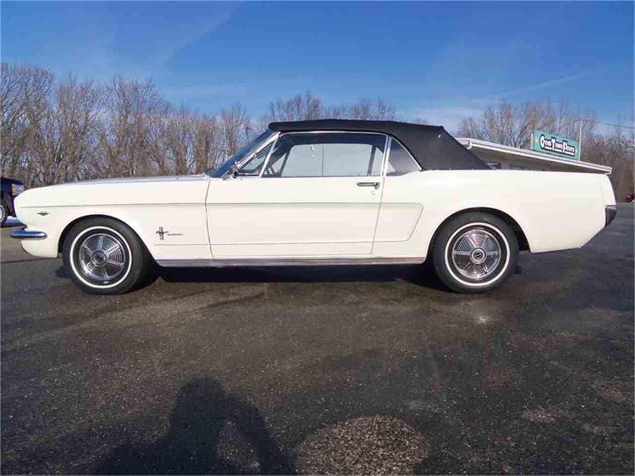 Large Picture of '65 Mustang - IHST
