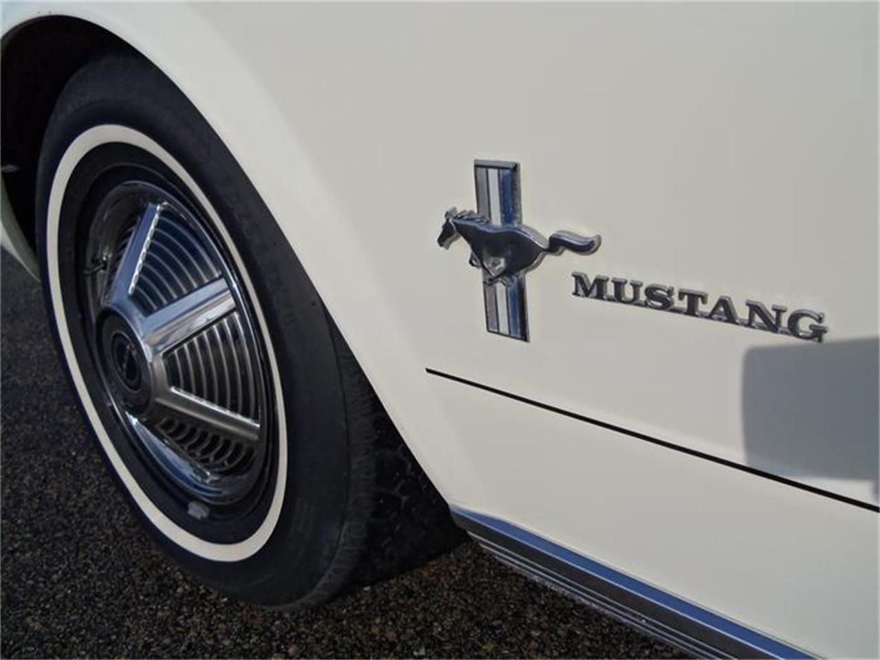 Large Picture of Classic 1965 Ford Mustang located in Jefferson Wisconsin Offered by Top Notch Pre-Owned Vehicles - IHST