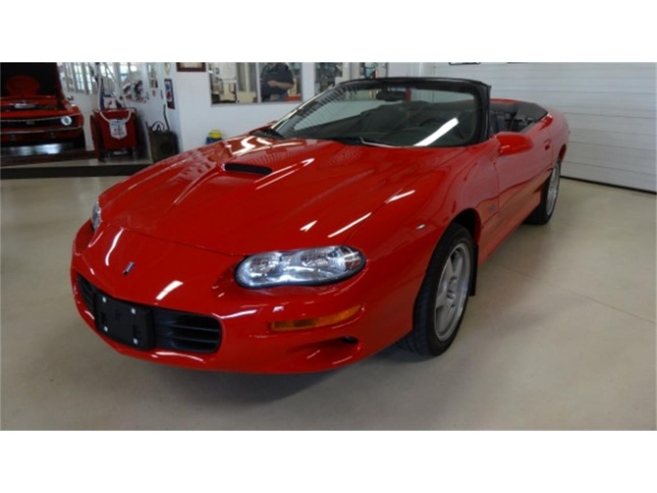 Large Picture of 1999 Chevrolet Camaro - $19,995.00 - IHTC