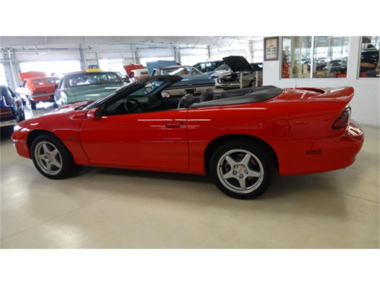Large Picture of 1999 Camaro located in Ohio Offered by Cruisin Classics - IHTC