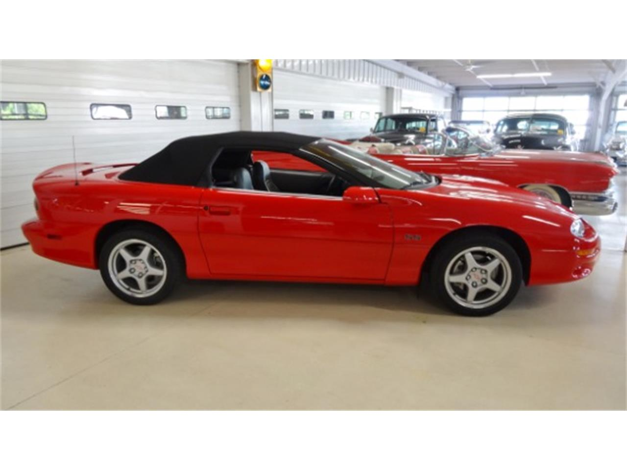 Large Picture of '99 Camaro - IHTC