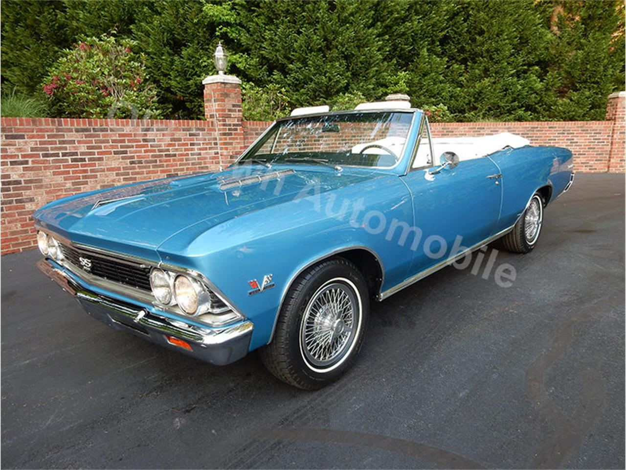 Large Picture Of 66 Chevelle Ss Convertible Ihtd