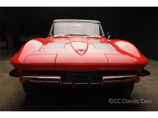 Picture of 1963 Chevrolet Corvette - IHUM