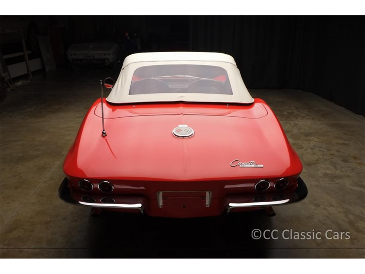 Large Picture of '63 Corvette - IHUM