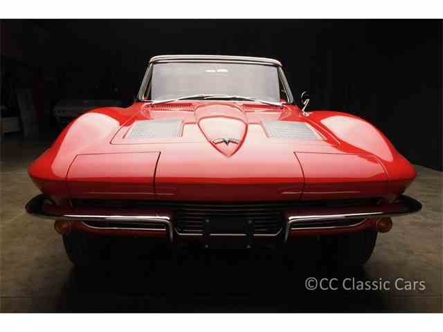 Picture of Classic '63 Chevrolet Corvette - $149,000.00 Offered by  - IHUM