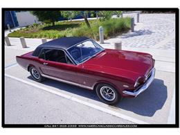 Picture of '66 Mustang located in Sarasota Florida - IHZ5
