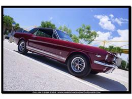 Picture of 1966 Mustang located in Florida - $45,900.00 Offered by American Classic Car Sales - IHZ5