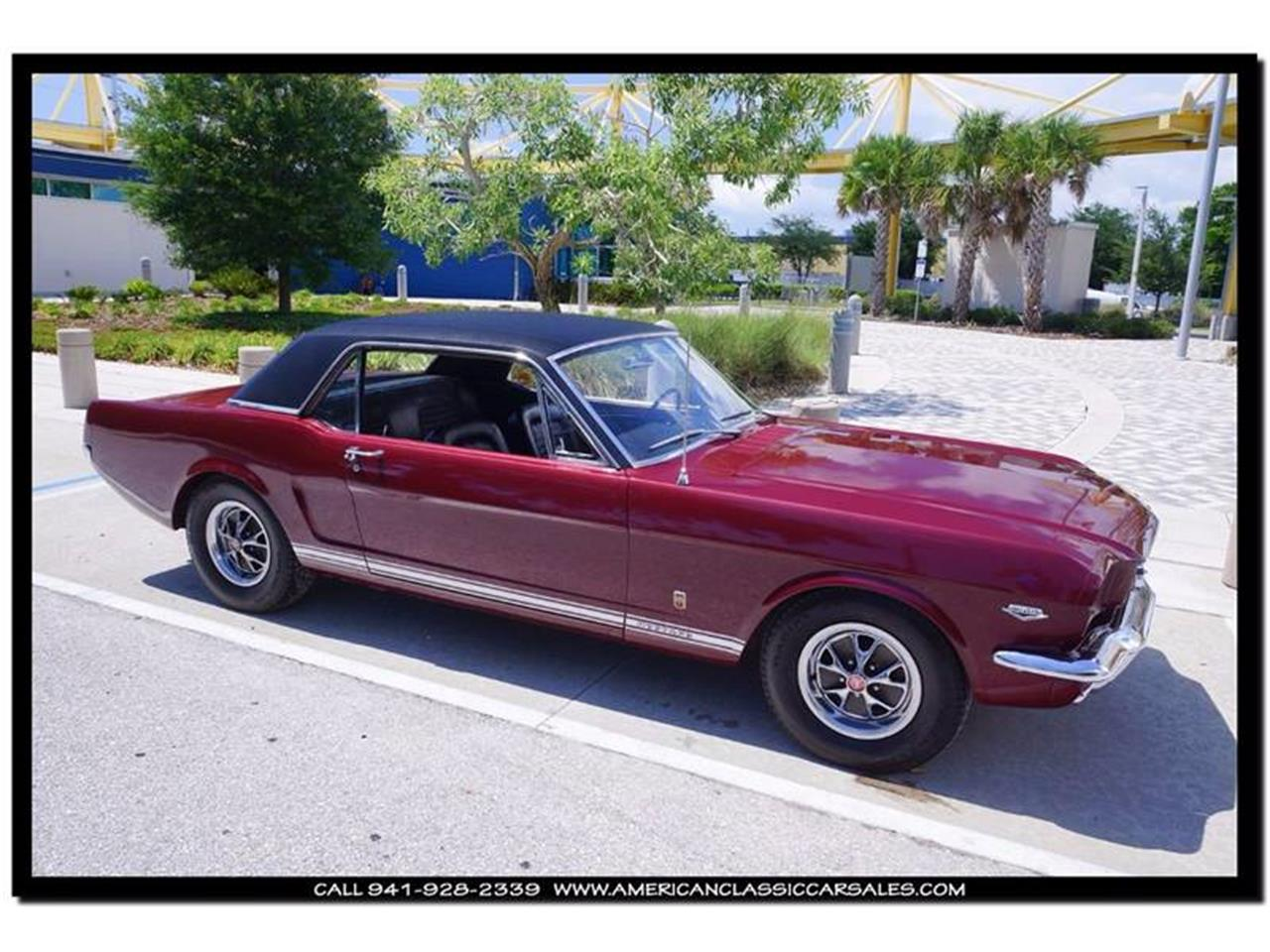 Large Picture of Classic '66 Mustang - $45,900.00 - IHZ5