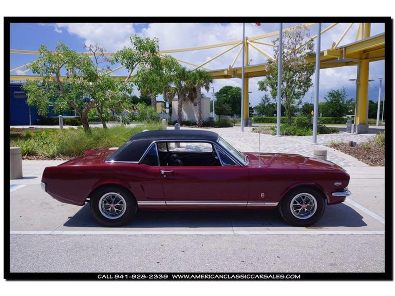 Large Picture of '66 Mustang located in Florida - $45,900.00 Offered by American Classic Car Sales - IHZ5