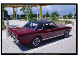 Picture of '66 Ford Mustang - $45,900.00 Offered by American Classic Car Sales - IHZ5