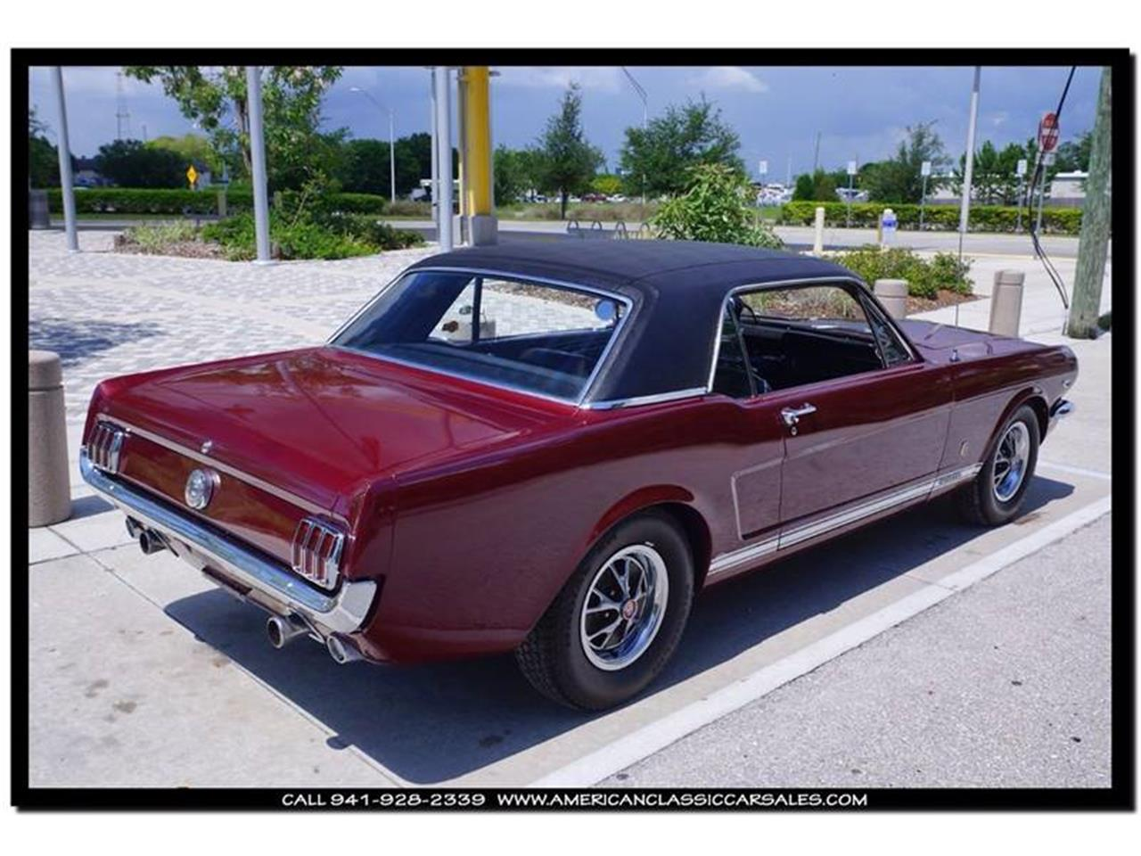 Large Picture of Classic '66 Mustang located in Florida - IHZ5