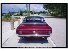 Picture of Classic '66 Ford Mustang Offered by American Classic Car Sales - IHZ5