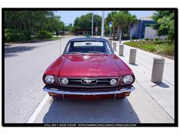 Picture of Classic 1966 Ford Mustang located in Sarasota Florida - IHZ5
