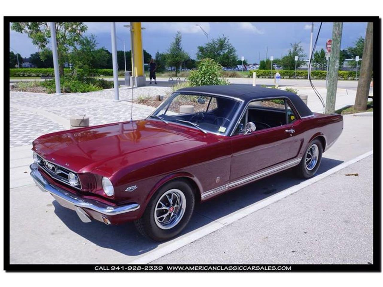 Large Picture of Classic 1966 Ford Mustang located in Florida - IHZ5