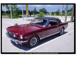 Picture of 1966 Mustang Offered by American Classic Car Sales - IHZ5