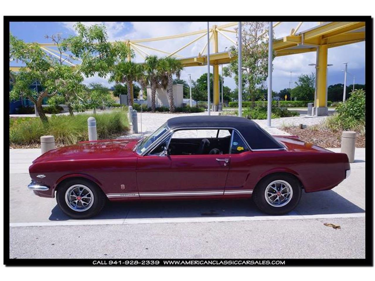 Large Picture of Classic '66 Ford Mustang located in Sarasota Florida - $45,900.00 - IHZ5