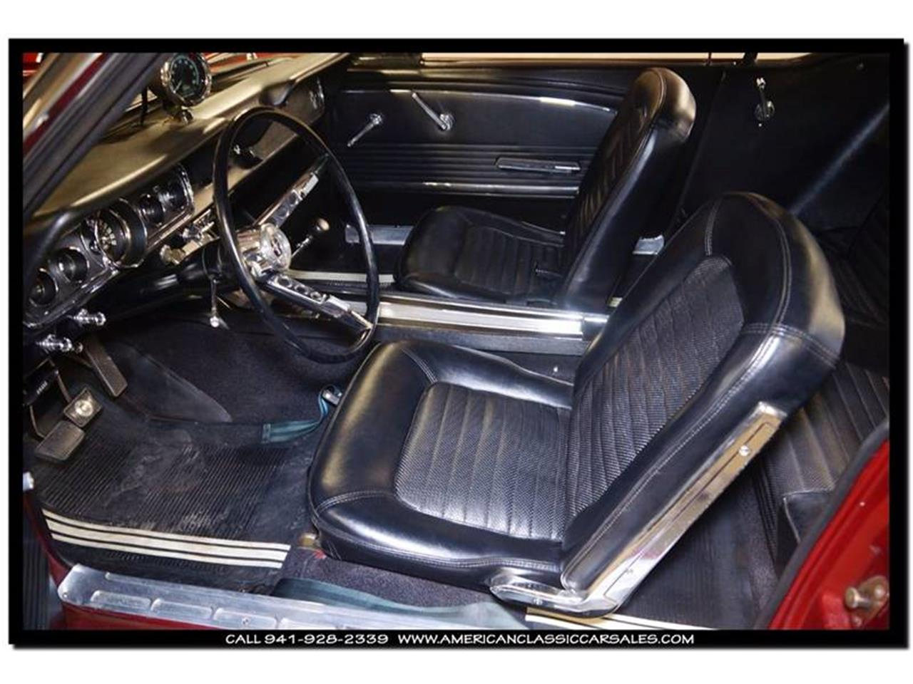 Large Picture of '66 Mustang - $45,900.00 - IHZ5