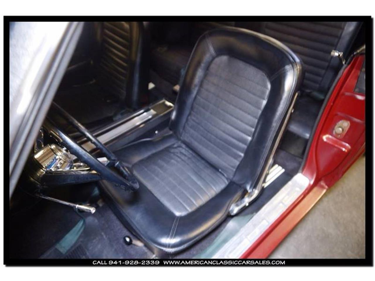Large Picture of 1966 Mustang - IHZ5