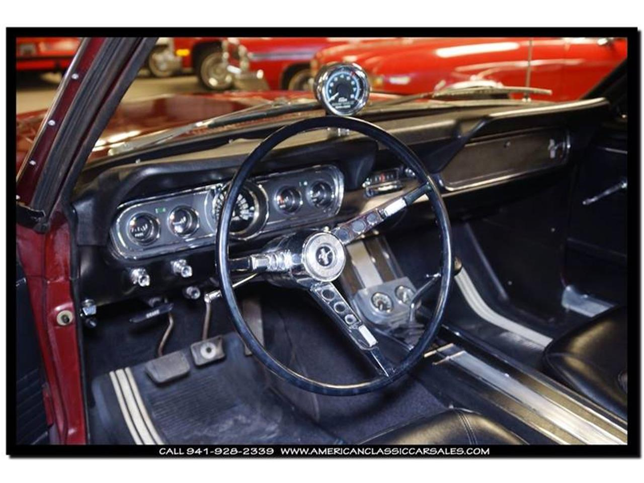 Large Picture of 1966 Ford Mustang located in Sarasota Florida - IHZ5