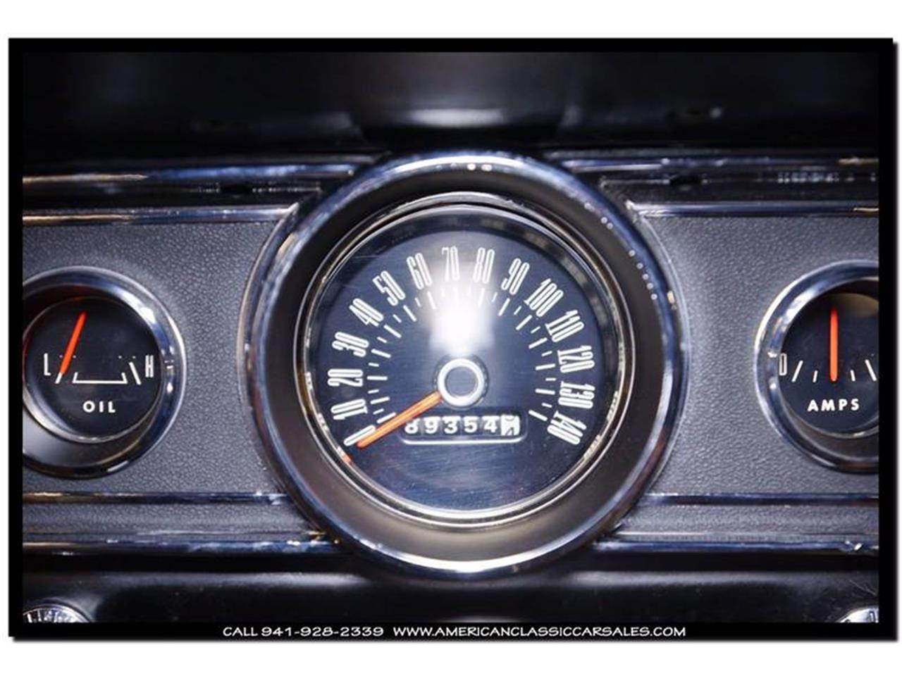 Large Picture of Classic 1966 Ford Mustang - $45,900.00 - IHZ5