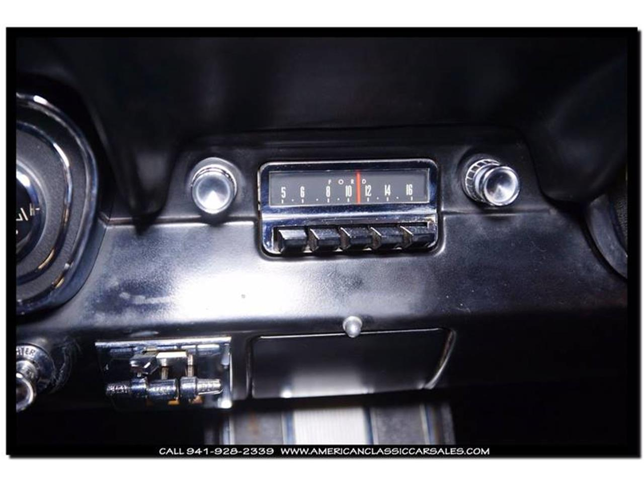 Large Picture of Classic '66 Mustang - $45,900.00 Offered by American Classic Car Sales - IHZ5
