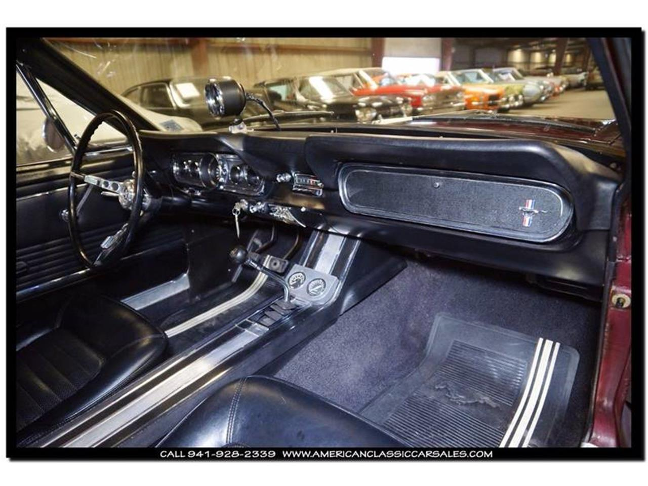 Large Picture of Classic 1966 Ford Mustang Offered by American Classic Car Sales - IHZ5