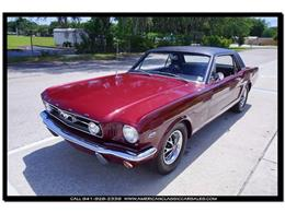 Picture of Classic 1966 Ford Mustang located in Florida - $45,900.00 - IHZ5