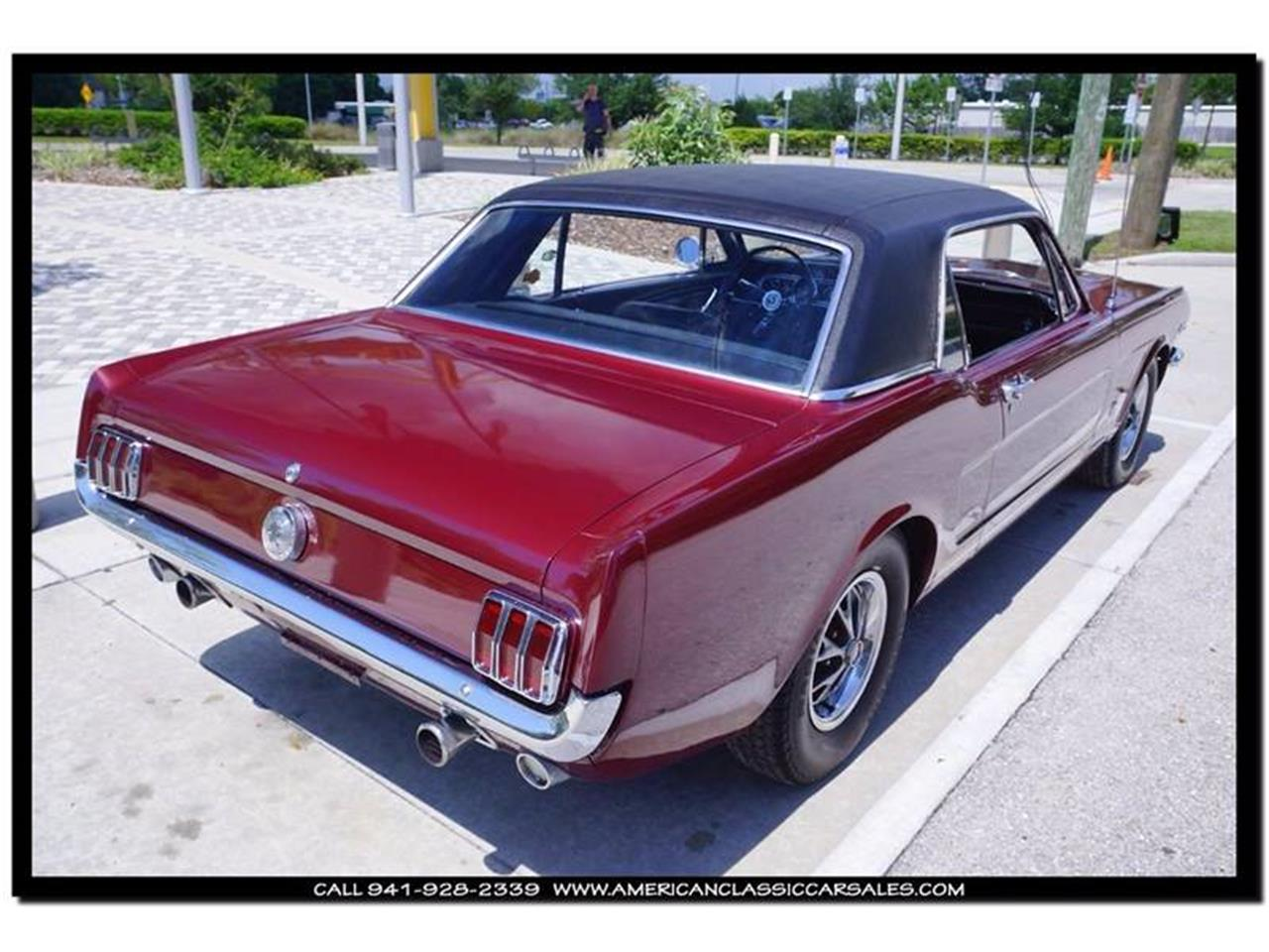 Large Picture of Classic 1966 Mustang - $45,900.00 Offered by American Classic Car Sales - IHZ5