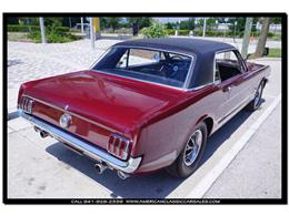 Picture of 1966 Ford Mustang - $45,900.00 Offered by American Classic Car Sales - IHZ5