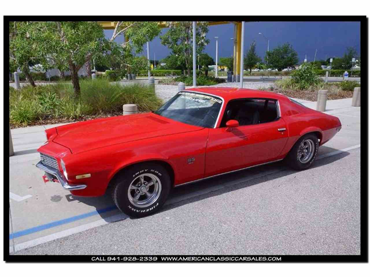 Large Picture of 1971 Camaro - $29,499.00 Offered by American Classic Car Sales - IHZJ