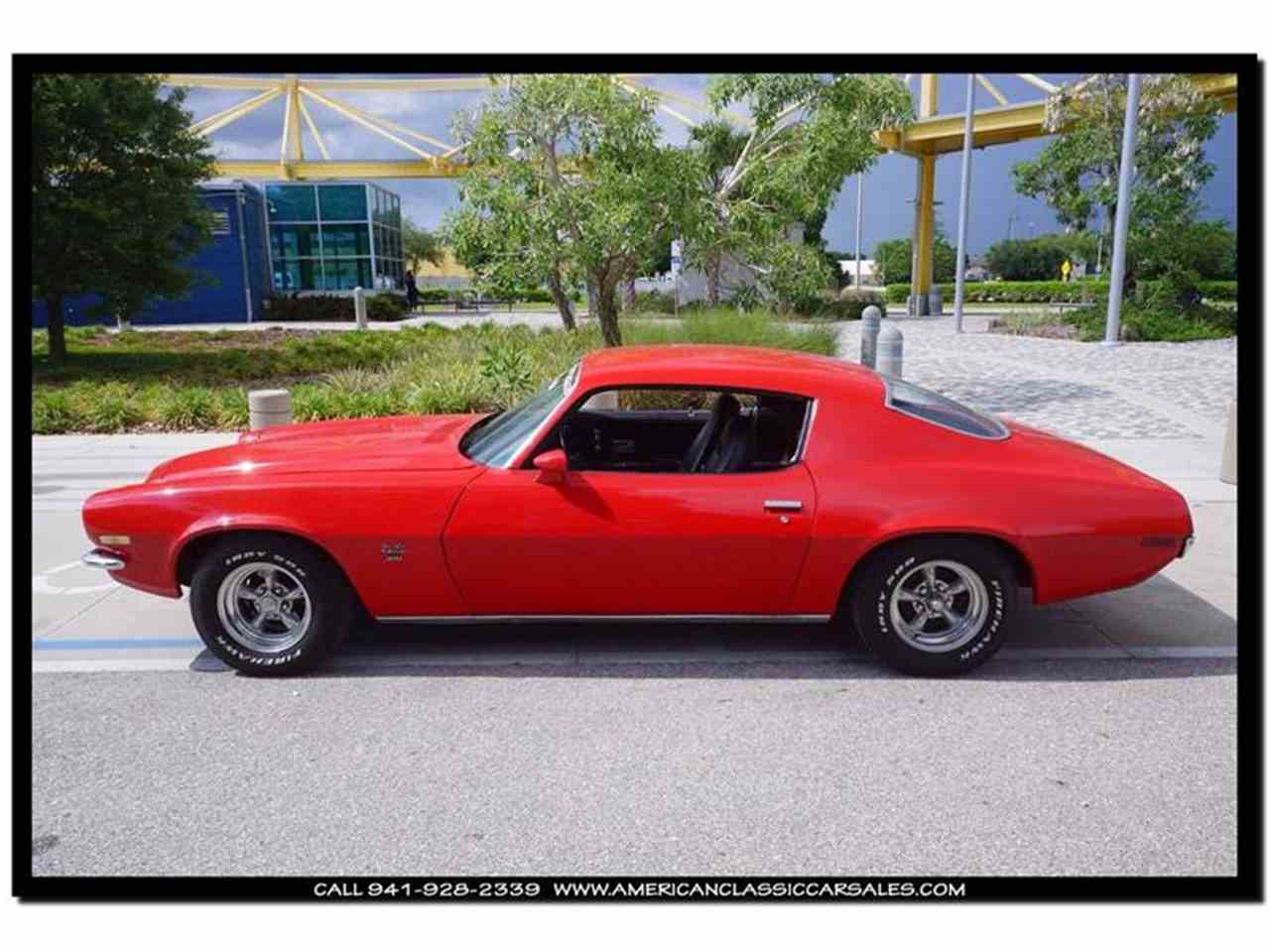 Large Picture of Classic 1971 Camaro located in Sarasota Florida - $29,499.00 Offered by American Classic Car Sales - IHZJ