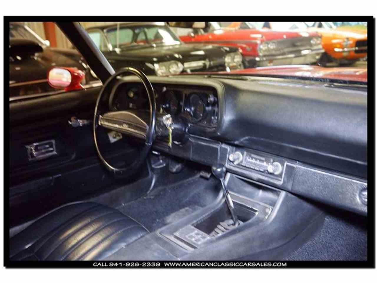 Large Picture of Classic '71 Chevrolet Camaro Offered by American Classic Car Sales - IHZJ