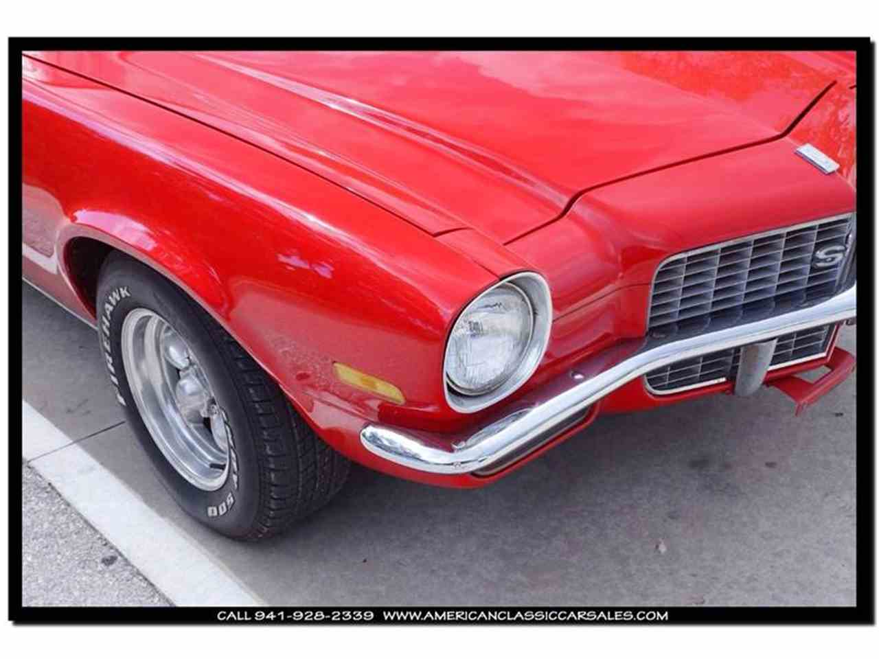 Large Picture of Classic 1971 Chevrolet Camaro located in Sarasota Florida Offered by American Classic Car Sales - IHZJ