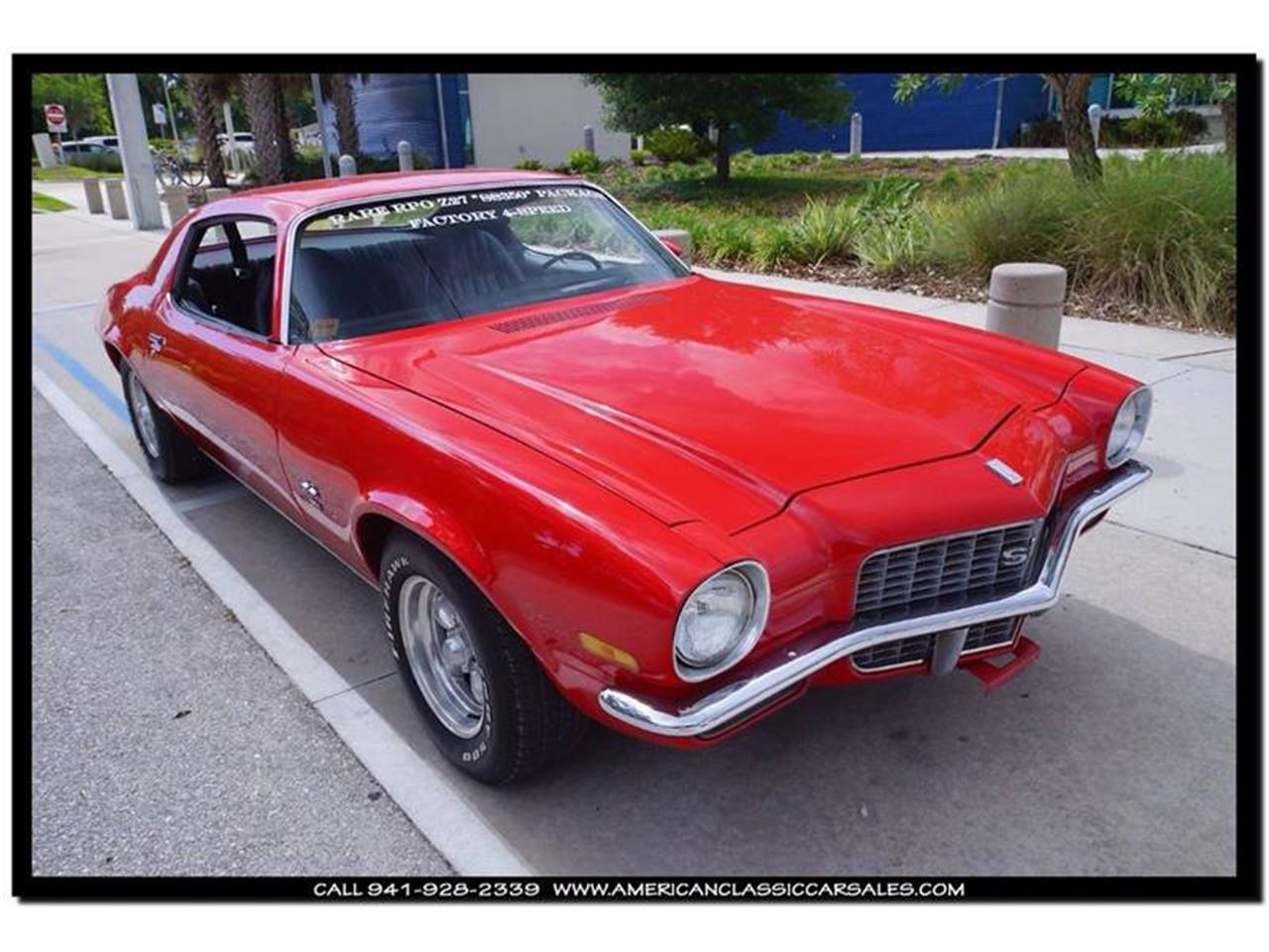 Large Picture of '71 Camaro - IHZJ