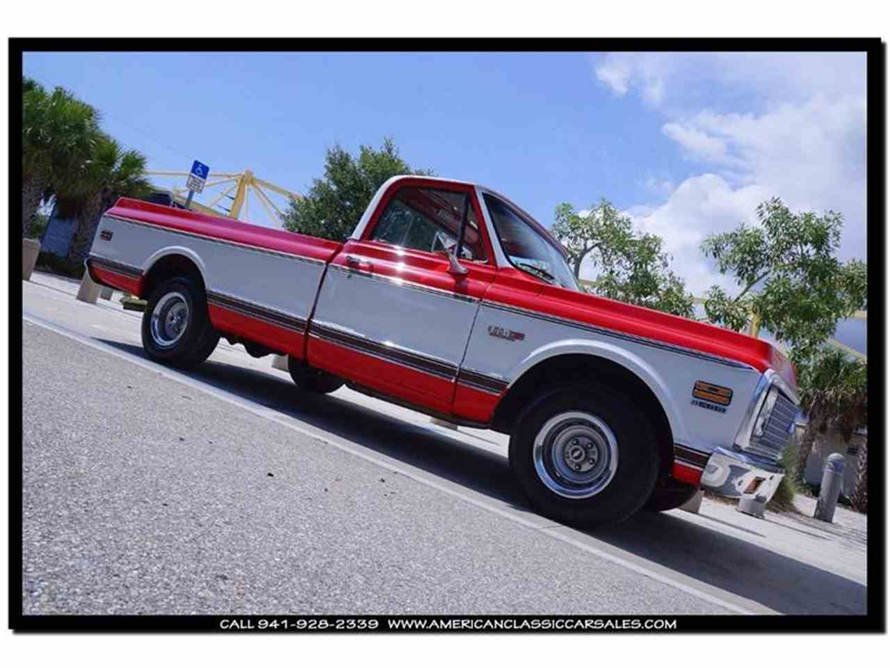 Large Picture of '72 C/K 10 - IHZP