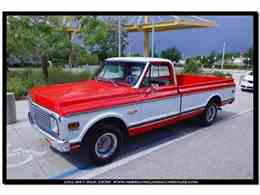 Picture of 1972 Chevrolet C/K 10 located in Florida - IHZP