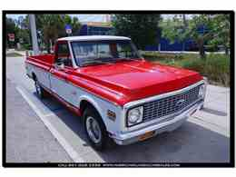 Picture of 1972 Chevrolet C/K 10 located in Sarasota Florida Offered by American Classic Car Sales - IHZP