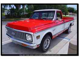 Picture of 1972 C/K 10 Offered by American Classic Car Sales - IHZP